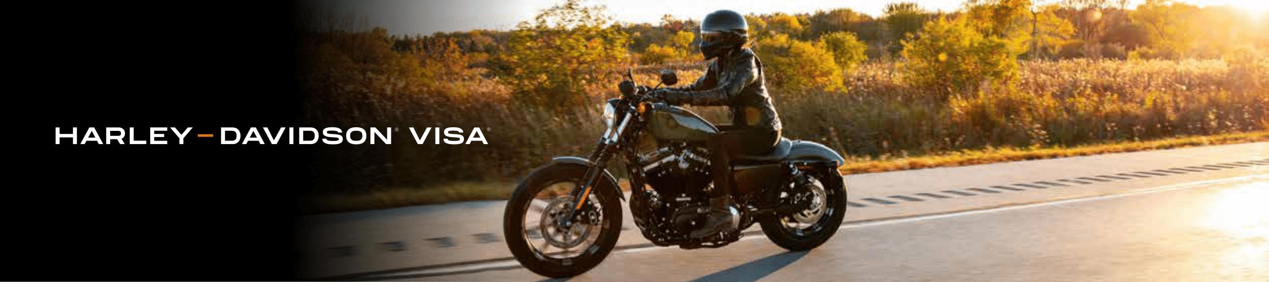 Harley Davidson Account Login